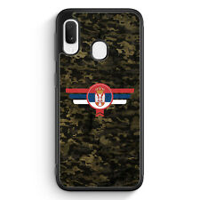 Srbija Serbien Camouflage Samsung Galaxy A20e Silikon Hülle Motiv Design Mili...