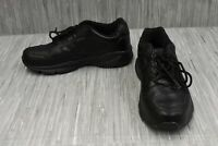 Propet Stability Walker M2034 Walking Shoes, Men's Size 9 W(E), Black