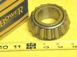 Bower Bearing 3879 Tapered Roller Bearing CONE 40mm ID MADE USA 1946-50 Packard
