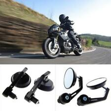 1pcs 7/8 inch Aluminum Motorcycle Bike Handle Bar End Rearview Side Mirror