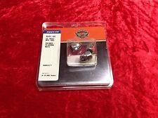 """Genuine Harley Davidson 3 Chrome Acorn Nuts 3/8"""" in. 24 Tread"""