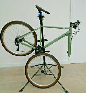 Cube Hyde Urban Bike (2021) - 54CM - GREEN
