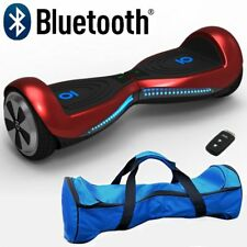 """Swegway 6.5"""" Chic Electric Self Balance Hover Scooter 2 wheel Board Bluetooth UK"""