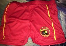 Smiffys Shorts Baywatch Lifeguard Red Beachwear Size M