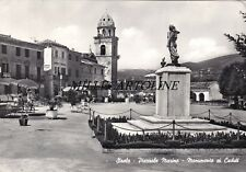 SIROLO: Piazzale Marino - Monumento ai Caduti    1962