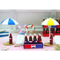 Cute Mini cola Miniature dollhouse accessories 1:12 Doll Accessories Girls en