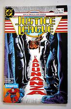 JUSTICE LEAGUE lega della giustizia N° 15 GIUGNO 1991 PLAY PRESS DC