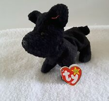 fb02b5df01e Vntg TY Beanie Baby - 1996 SCOTTIE The Dog Orig Tag W Free Ship