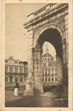 Tarjeta Postal BELLEZAS Y ENCANTOS DE ARANJUEZ. Los Arcos del Palacio Real