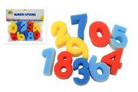 ds Numeri In Spugna Bambini Scuola Colorare Disegni dfh