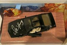 David Hasselhoff Signed Knight Rider Diecast 1:24 Car Autograph Proof Beckett