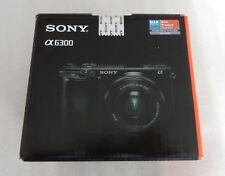Sony Alpha 6300 A6300 Kit mit 16-50 mm Objektiv