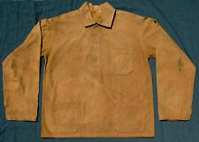 Orig US WWI Khaki Fatigue Work Uniform Pullover Jacket Coat Shirt Denim RARE