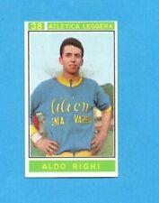 CAMPIONI dello SPORT 1967/68-Figurina n.38- RIGHI -ATLETICA L.-Recuperata