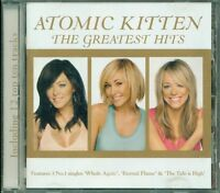 Atomic Kitten - The Greatest Hits Cd Ottimo Vg