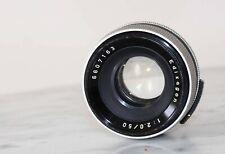 Rodenstock Edixagon F2 50mm Lens M42 Fit  Excellent condition! Rare.