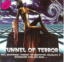 Tunnel Of Terror - RARE CD - HARDCORE GABBER ACID '94