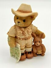 More details for cherished teddies bazza from australia