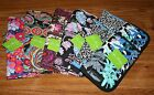 NWT Vera Bradley Straighten Up & Curl Curling Hot  and Flat Iron Travel Cover