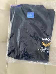 Qipco British Champion Series Shirt Large New