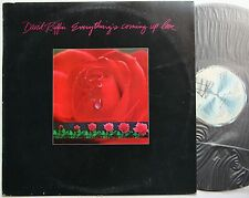 David Ruffin Everything's Coming Up Love Spain 1976 LP