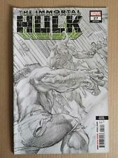 IMMORTAL HULK #27 - 2nd PRINT VARIANT - MARVEL COMICS