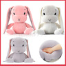 12in Bunny Soft Plush Toy Rabbit Stuffed Animal Kids Easter Gift Doll Pendant