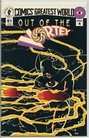 Comics Greatest World Out of the Vortex 1993 series # 1 near mint comic book