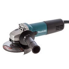 Makita NUOVA 9558nbr 110v 840w 125mm Angle Grinder 3 anno di garanzia opzione