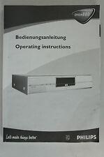 Bedienungsanweisung Bedienungsanleitung PHILIPS DVDR880 DVD  (B41)