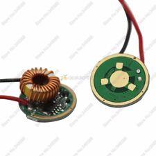2x 22mm LED Driver 1/3/5 Modes for Cree XML XML2 T6 U2 High Power LED Emitter