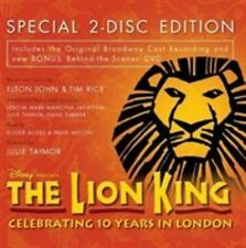 Lion King Original Broadway Cast Recording Various Artists 5099994657227