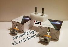 Kit Led Xxs  9600 Lm Canbus H7 Ultralux  Omologato H1 H4 H3 H11OMOLOGATE E9