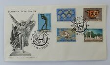 Fdc Sports Events 1967 4/6/1967