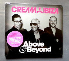 "CD AUDIO INT /ABOVE & BEYOND"" CREAM IBIZA""  NEW STATE MUSIC NEWCD9117  UK 2012"