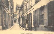 Lille rue de L' A B C
