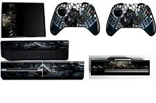 ASSASSIN CREED SYNDICATE XBOX ONE *TEXTURED VINYL ! * PROTECTIVE SKIN DECAL WRAP
