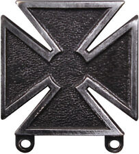 Army Marksman Weapons Qualification Badge, US Made Black Subdued Metal