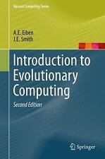 Introduction to Evolutionary Computing (Hardback or Cased Book)