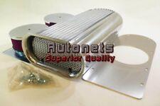 Hillborn Single/Dual Quad Carb Scoop Air Cleaner Blower Washable Tunnel Ram Rod