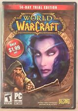 New listing World Of Warcraft (Windows / Mac, 2004) Pc Ios