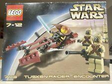 Star Wars Lego Set 7113 Tusken Raider Encounter