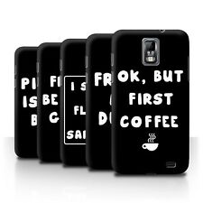 Back Case/Cover/Skin for Samsung Galaxy S2 Duos/i929/Funny Girl/Woman Quote