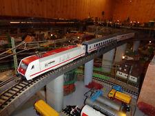 SONDERPREIS Märklin Konvolut - IC-Personenzug BR128 + 2 IC-Wagen DIGITAL N83