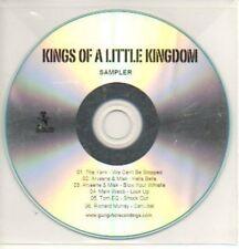 (212K) Kings of A Little Kingdom, sampler - DJ CD