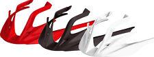 Visiera Casco Bici SALICE Col.White Compatibile per tutti i Modelli Salice SPIN