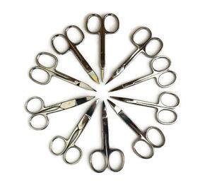 "Manicure Beauty Salon Cuticle Clippers Toe Nail Scissors 3.5"" Selection"