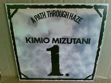 KIMIO MIZUTANI A path through haze Vinyl LP Japan Prog