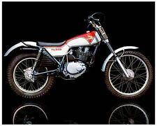 1976 1977 Honda TL250 Motorcycle Photo Poster zc2817-VM4CXY