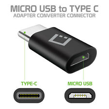 Micro USB to USB-C Adapter Converter Connector (4 Pack) – by Ce